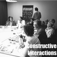 Constructive Interactions and Engagement